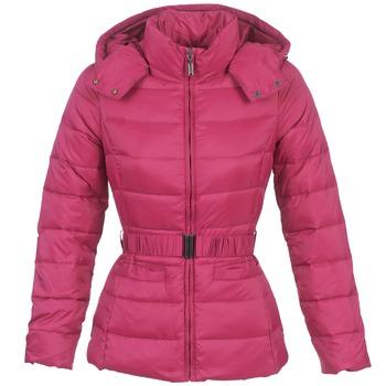 Clothing Women Duffel coats Benetton FRIBOURGA Pink