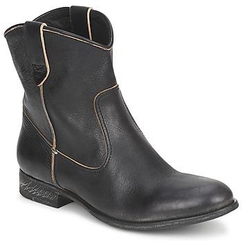 Shoes Women Mid boots n.d.c. SAN MANUEL CAMARRA SLAVATO Black