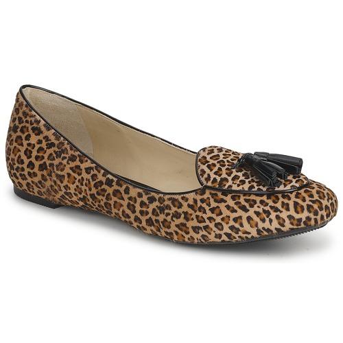 Shoes Women Flat shoes Etro EDDA Black / Brown / Beige