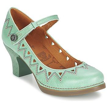 Shoes Women Heels Art HARLEM 943 Turquoise