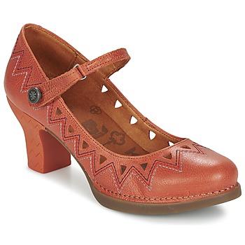 Shoes Women Heels Art HARLEM 943 CORAL