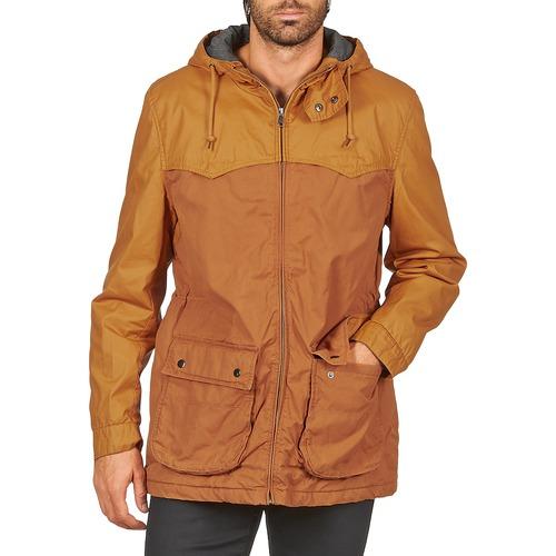 Clothing Men Parkas Selected WINDSOR JACKET J Brown
