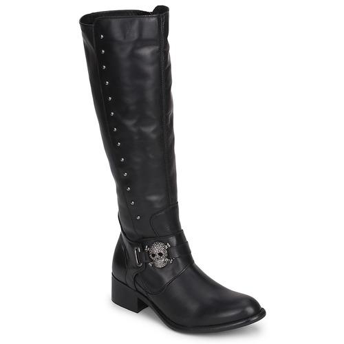 Shoes Women High boots Betty London RIME ROCK Black