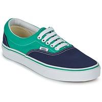 Shoes Low top trainers Vans ERA Blue / Green