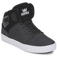 Shoes Men Hi top trainers Supra ATOM Black / White