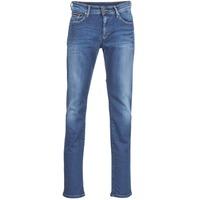Clothing Men slim jeans Tommy Jeans SLIM SCANTON MIDC Blue / Medium