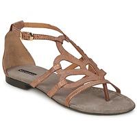 Shoes Women Sandals Belmondo BETSABEA Coppery