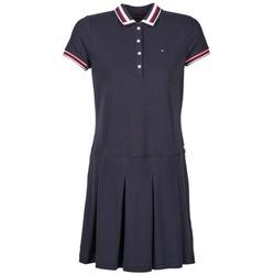 Clothing Women Short Dresses Tommy Hilfiger MELINDA MARINE