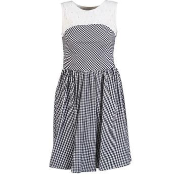 Clothing Women Short Dresses Brigitte Bardot BB44021 Black