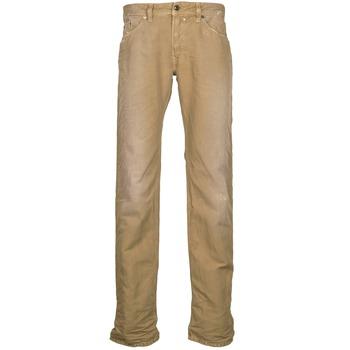 Clothing Men straight jeans Diesel SAFADO BEIGE