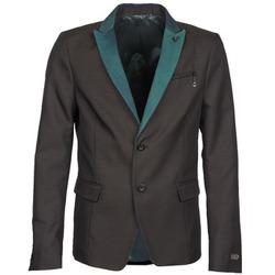Clothing Men Jackets / Blazers Diesel J-BLANCHE Black