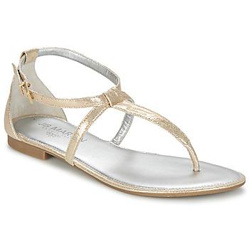 Shoes Women Sandals JB Martin FAKIRI Platinum