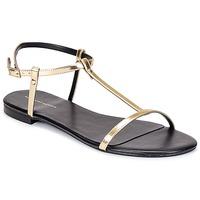 Shoes Women Sandals KG by Kurt Geiger MATCH Gold