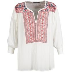 Clothing Women Tops / Blouses Antik Batik CAREYES White