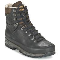 Shoes Men Walking shoes Meindl ISLAND MFS ACTIVE Black / Brown