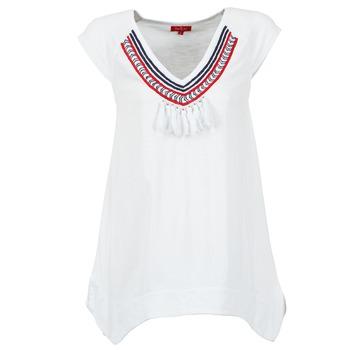 Clothing Women short-sleeved t-shirts Derhy GALION White