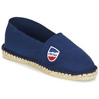 Shoes Men Espadrilles 1789 Cala CLASSIQUE Indigo
