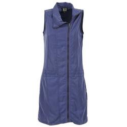 Clothing Women Short Dresses Bench EASY Blue