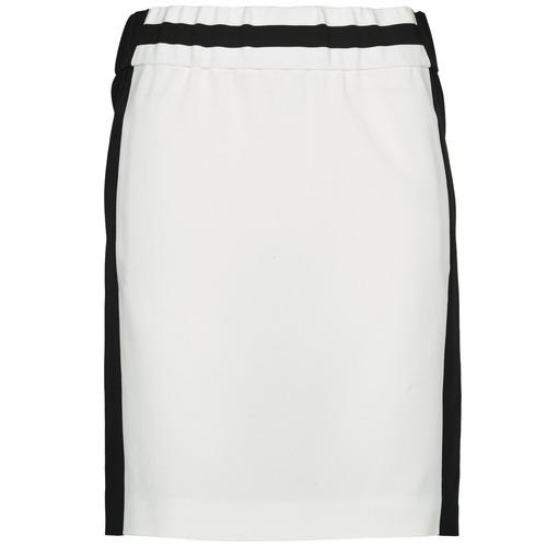 Clothing Women Skirts Joseph RIA-TECHNO Black / White