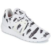 Shoes Low top trainers Asfvlt SUPERTECH White / Black