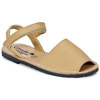 Shoes Girl Sandals Citrouille et Compagnie BERLA BEIGE
