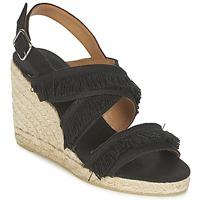 Shoes Women Sandals Castaner BEGGA Black