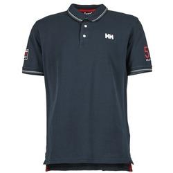 Clothing Men short-sleeved polo shirts Helly Hansen MASTRAND Marine