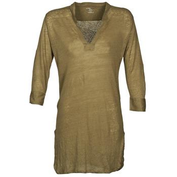 Clothing Women Tunics Majestic 530 Kaki