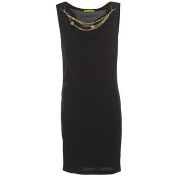 Clothing Women Short Dresses Versace Jeans NDM931 Black