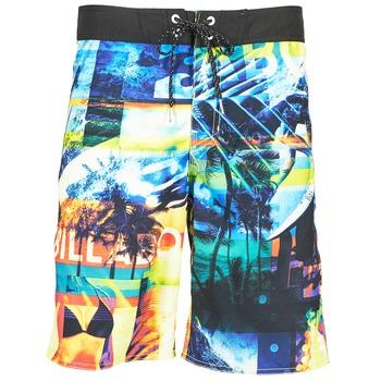 Clothing Men Trunks / Swim shorts Billabong HORIZON Multicoloured