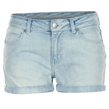Clothing Women Shorts / Bermudas Billabong ELVIS 2 Blue / Clear