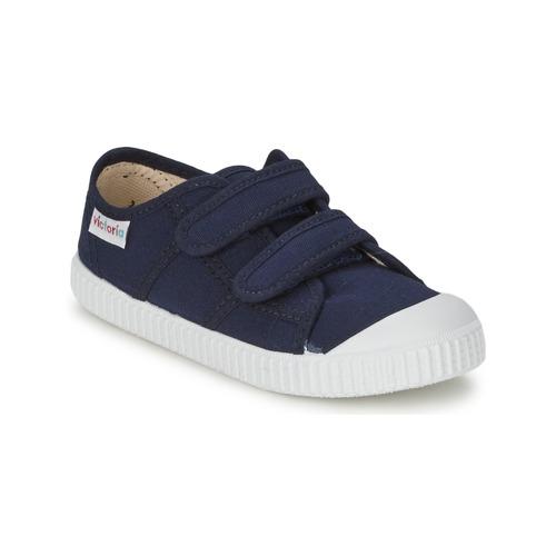 Shoes Children Low top trainers Victoria 6613K Marine