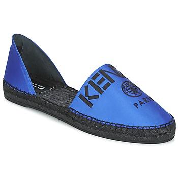 Shoes Women Espadrilles Kenzo D'ORSAY Blue