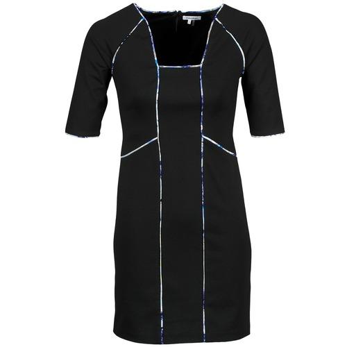 Clothing Women Short Dresses Manoukian 613369 Black