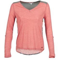 Clothing Women Long sleeved tee-shirts Smash TIRAMISU Pink