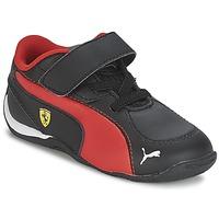 Shoes Boy Low top trainers Puma DRIFT CAT 5 L SF V KIDS Black / Red