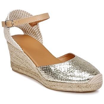 Shoes Women Sandals Regard SYBEL Platinum