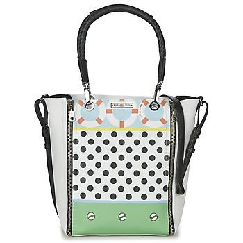 Bags Women Small shoulder bags Barbara Rihl CO IN BALI ZIPPER MED Multicoloured