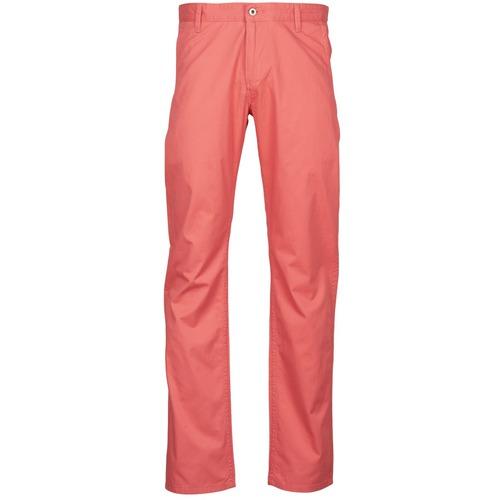 Clothing Men Chinos Dockers ALPHA LIGHTWEIGHT TWILL Red