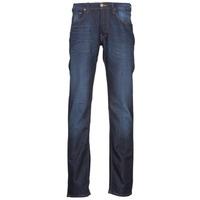 Clothing Men straight jeans Lee DAREN Blue
