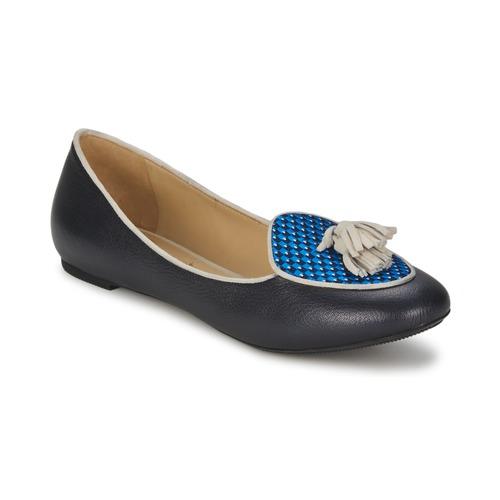 Shoes Women Flat shoes Etro 3922 Blue
