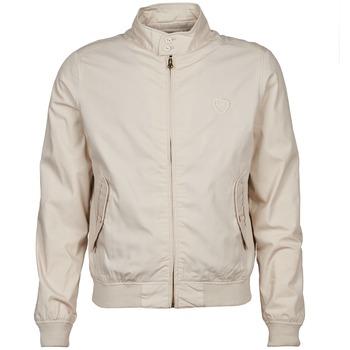 Clothing Men Jackets Schott STARDUST BEIGE