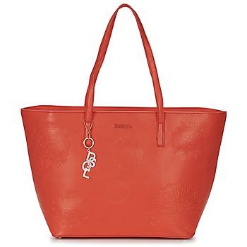 Bags Women Shopping Bags / Baskets Desigual SAN FRANCISCO BLICK Red