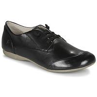 Shoes Women Derby Shoes Josef Seibel FIONA 01 Black