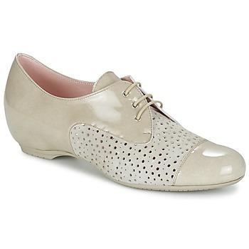 Shoes Women Derby Shoes Pitillos CLETTE ECRU