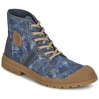 Shoes Women Hi top trainers Pataugas AUTHENTIQUE/DE Blue