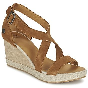 Shoes Women Sandals PLDM by Palladium WELLTON Brown