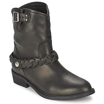 Shoes Women Mid boots Jonak LAMARIO Black