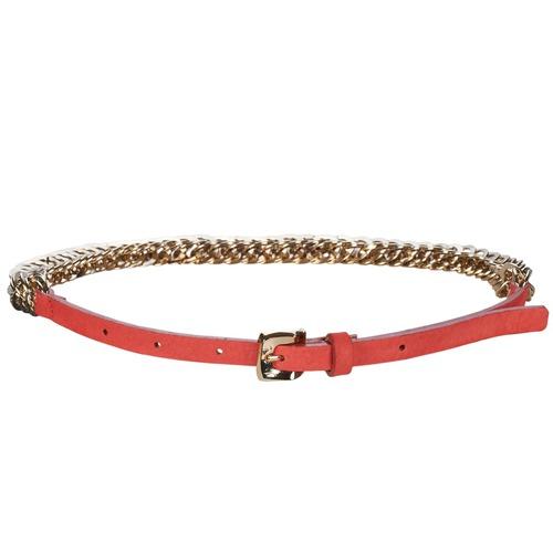 Clothes accessories Women Belts Paul & Joe Perse Coral