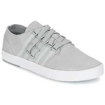 Shoes Men Low top trainers K-Swiss D R CINCH LO Grey